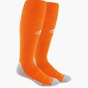 adidas Traxion over the calf soccer socks NWT